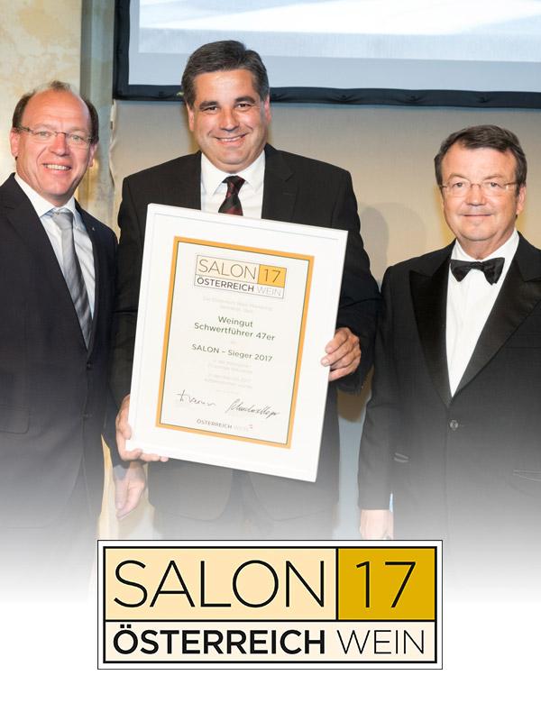 Weingut Schwertführer - Salon 2017 Landessieger