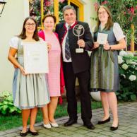 Katharina, Regina, Martin und Anna Schwertführer (c) Leonardo Ramirez